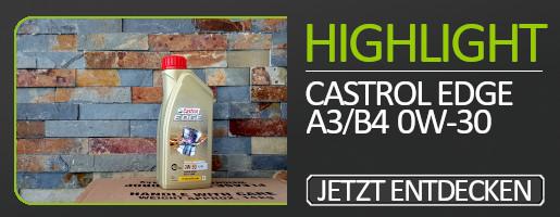 Castrol Edge A3/B4 0w-30 Motoröl