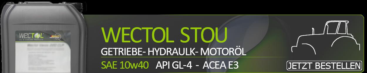 Motoröl Traktor 10W-40 STOU