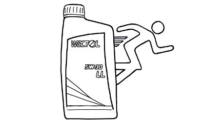 LongLife Motoröl