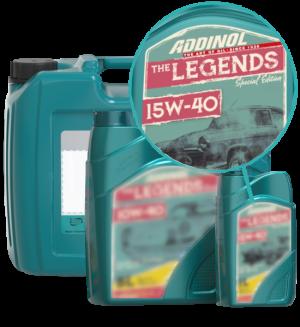 Addinol Oldtimer Öl Legends 15w40