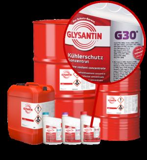 BASF Glysantin G30 Kühlerschutz Konzentrat G30