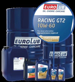 Eurolub Motoröl 10W60 Racing GT2 10W-60