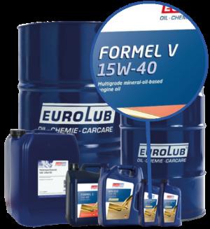 Eurolub Motoröl 15W40 Formel V 15W-40