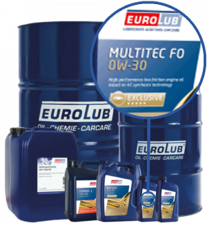 Eurolub Motoröl 0W30 Multitec FO